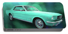 65 Mustang Portable Battery Charger