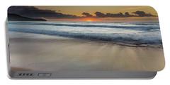 Sunrise Beach Seascape Portable Battery Charger
