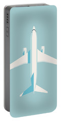 737 Passenger Jet Airliner Aircraft - Sky Portable Battery Charger