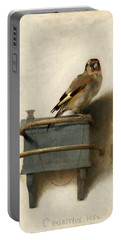 The Goldfinch Portable Battery Charger