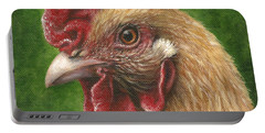 A Chicken For Terry Portable Battery Charger