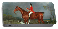 A Huntsman And Hounds, 1824  Portable Battery Charger