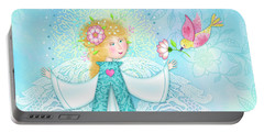 A Is For Angel Portable Battery Charger