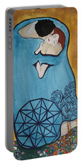 A Kiss From The Heart Portable Battery Charger