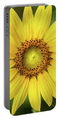 A Perfect Sunflower Portable Battery Charger