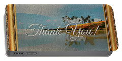 A Thank You Gift Portable Battery Charger