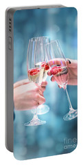 A Toast To Tomorrow Portable Battery Charger