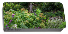 Portable Battery Charger featuring the photograph A Walk In The Garden by Dale Kincaid