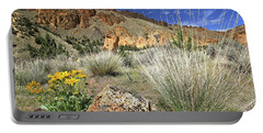 Above Juniper Gulch Portable Battery Charger