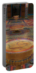 Abstract Architecture Morocco  Portable Battery Charger
