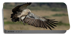 African White-backed Vulture Portable Battery Charger