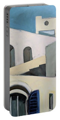 After De Chirico Portable Battery Charger