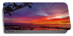 After Sunset Vibrance Portable Battery Charger