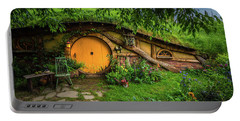 Hobbiton Afternoon Portable Battery Charger