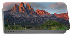 Agave, Organ Mts, Aguirre Spring Nra Portable Battery Charger