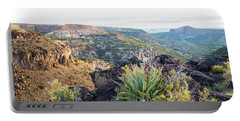 Agave Sunrise Portable Battery Charger