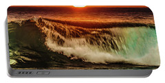 Ahh.. The Sunset Wave Portable Battery Charger