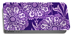 Alien Bloom 1 Portable Battery Charger
