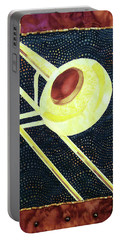 All That Jazz Trombone Portable Battery Charger