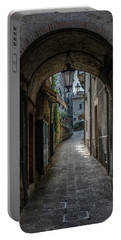 Alleys Of San Marino Portable Battery Charger