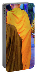 Alms For The Monks Portable Battery Charger