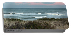Along Cape Cod II - Pastel Portable Battery Charger