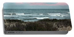 Along Cape Cod II - Watercolor Portable Battery Charger