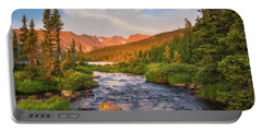Alpenglow Creek Portable Battery Charger