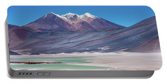 Altiplano View Portable Battery Charger