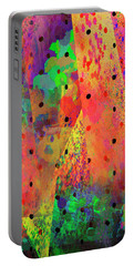 Portable Battery Charger featuring the digital art Always In Between by Edmund Nagele
