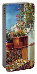 Amalfi Coast Impressions Portable Battery Charger