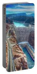 Amazing Hoover Dam Portable Battery Charger