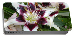 Amazing Lily Portable Battery Charger