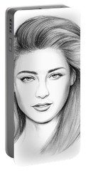 Amber Heard Portable Battery Charger