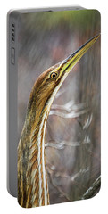 American Bittern Portable Battery Charger