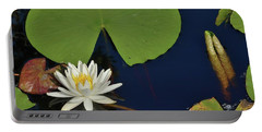 American Water Lily Portable Battery Charger