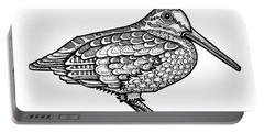 American Woodcock Portable Battery Charger