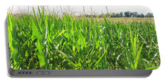 Amid The Corn Portable Battery Charger