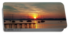 Ammersee Sunrise Portable Battery Charger