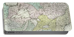 An Accurate Map Of Canada, With The Adjacent Countries, 1761  Portable Battery Charger