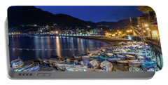 An Evening In Levanto Portable Battery Charger