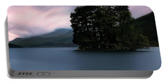 An Isle Of Spar Sunset - Kenmore Scotland - Loch Tay Portable Battery Charger