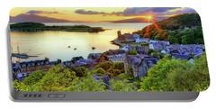 An Oban Sunset - Scotland - Landscape Portable Battery Charger