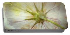 Ancient Flower Portable Battery Charger