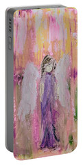 Angel In  Paradise Portable Battery Charger