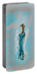 Angel With Character Portable Battery Charger