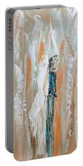 Angels In The Midst Of Every Day Life Portable Battery Charger