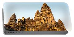 Angkor Wat Temple 1, Cambodia Portable Battery Charger