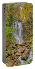 Anna Ruby Falls Left Portable Battery Charger