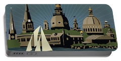 Annapolis Steeples And Cupolas Serenity Portable Battery Charger